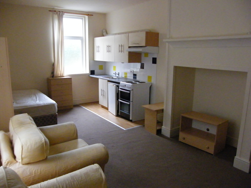 Aberdeen Bedsit King Street Ab24 To Rent Now For 163