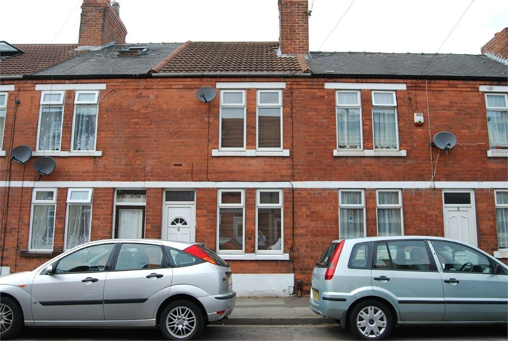 Sutton In Ashfield 3 Bed Terraced House Morley Street