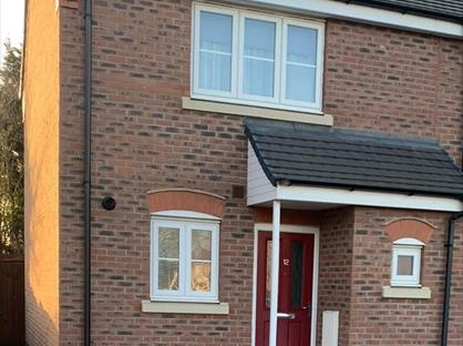 2 Bed Semi-Detached House, Peers Way, LE9