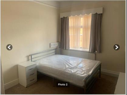 Room in a Shared House, St. Catherines Road, NG31