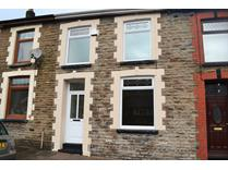 3 Bed Terraced House, Vicarage Terrace, CF42