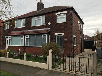 3 Bed Semi-Detached House, Wordsworth Road, SK5