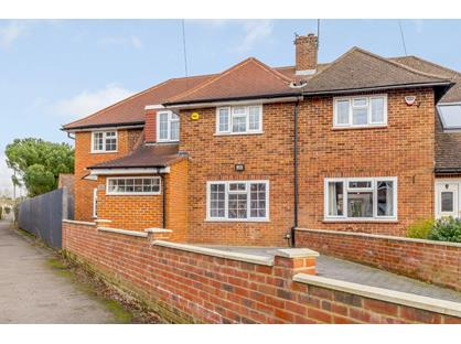 4 Bed Semi-Detached House, Middleton Road, WD3