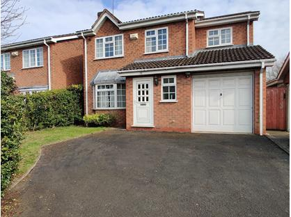 4 Bed Detached House, Stanbrook Road, B90
