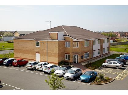 1 Bed Flat, Roseville Court, TS17