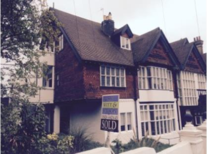 1 Bed Flat, Pevensey Road, TN38