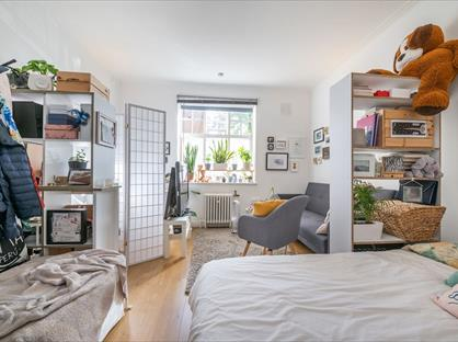 1 Bed Flat, Gilling Court, NW3