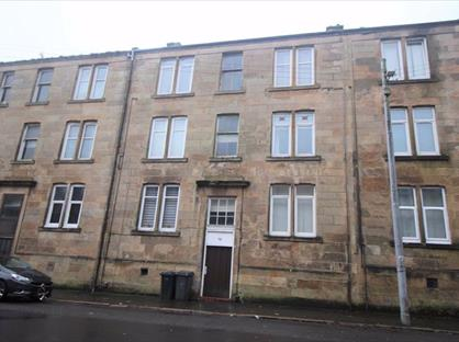1 Bed Flat, Dempster Street, PA15