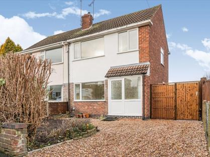 3 Bed Semi-Detached House, Priory Road, LE11