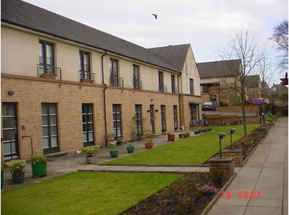 1 Bed Flat, (Age 60+ Sheltered Property), PA12