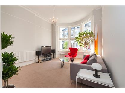 1 Bed Flat, Ground Floor, W14