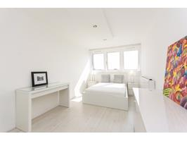 Exceptionally Large Double Bedroom .