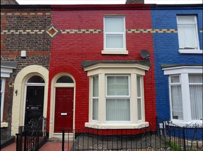 Room in a Shared House, Benedict Street, L20