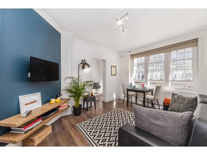 1 Bed Flat, City Of Westminster Dwellings, W1F