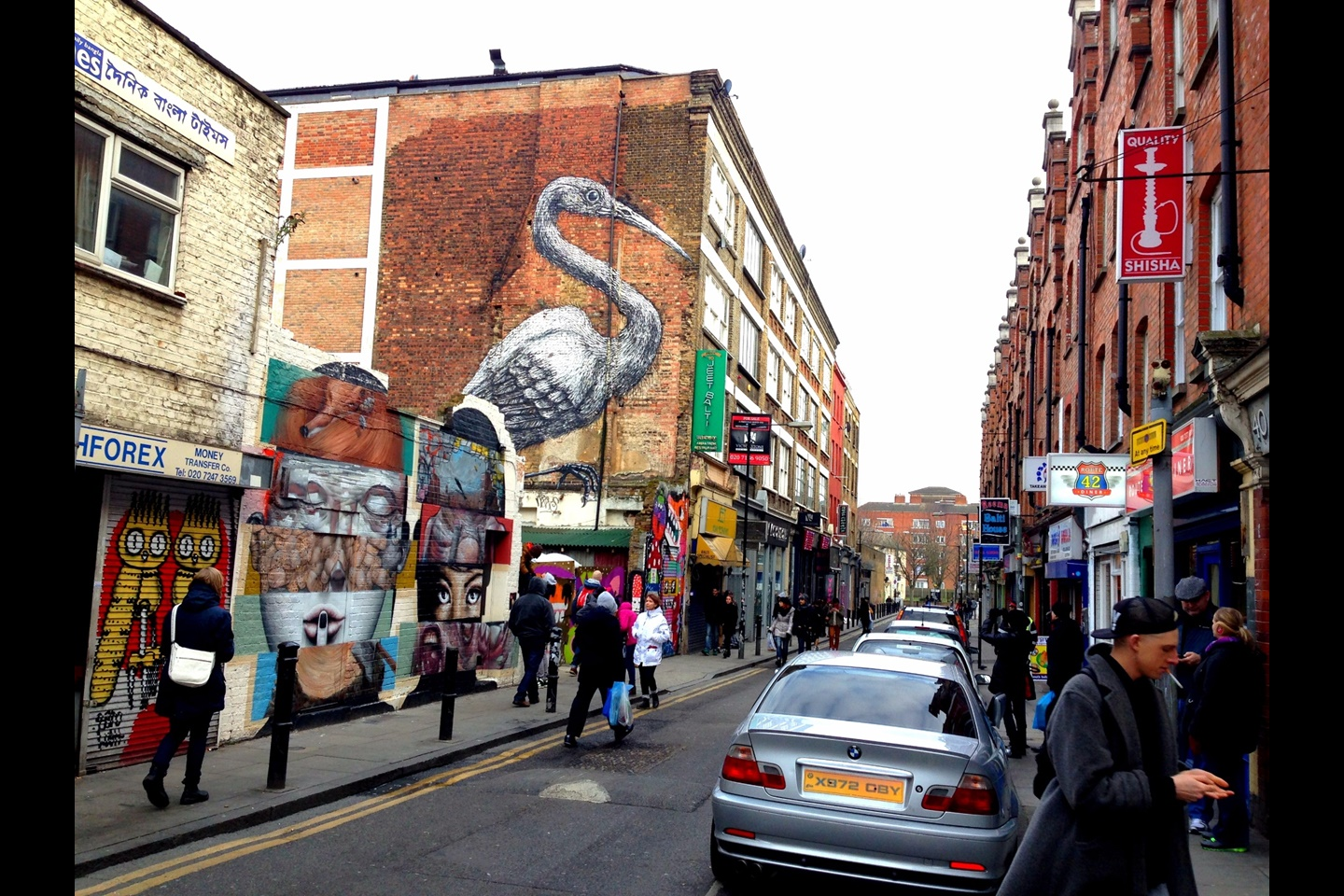 overview of the novel brick lane Monica ali's novel brick lane focuses on how claims to knowledge are made in relation to migrant subjectivity and the experience of migration as the.