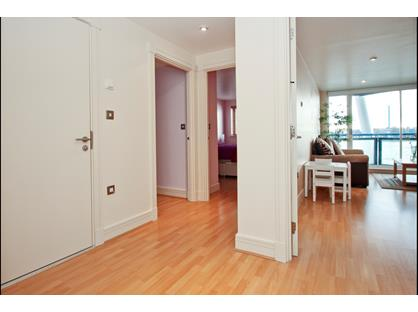 2 Bed Flat, Apollo Building, E14