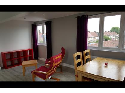 1 Bed Flat, Marlborough Road, RM8