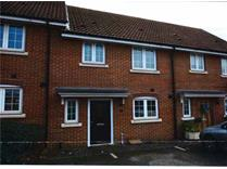 3 Bed Terraced House, Lapwing Grove, IP14
