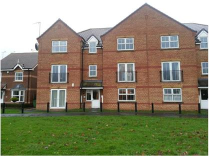 2 Bed Flat, Easingwood Way, YO25