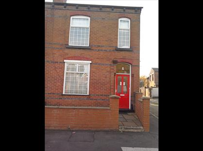 Room in a Shared House, Crawford Street, BL2