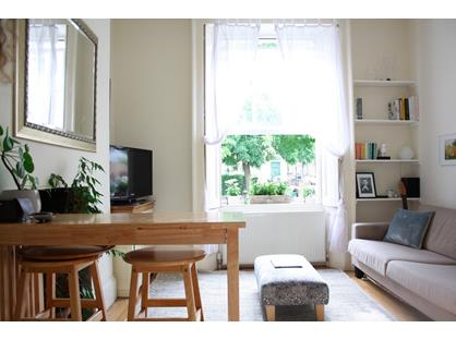 1 Bed Flat, Ground Floor, N1