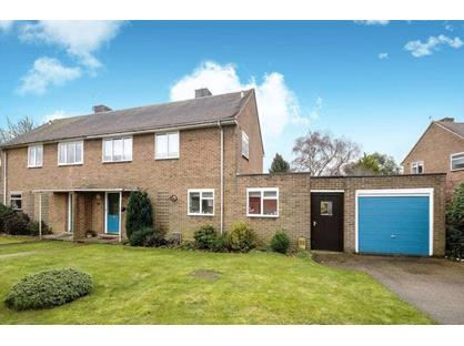 3 Bed Semi-Detached House, Boxhill Walk, OX14