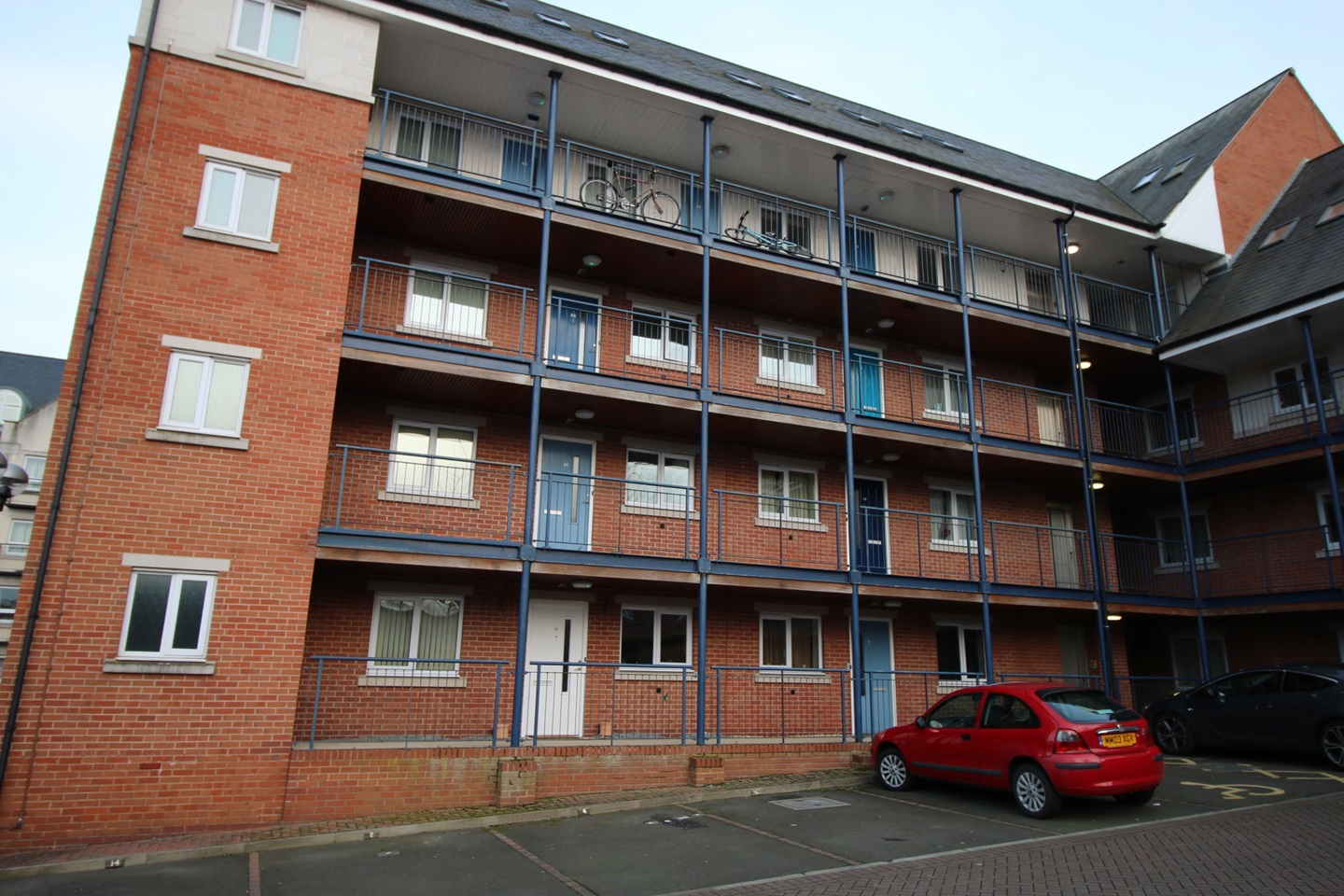 Derby 2 Bed Flat Uttoxeter New Road De22 To Rent Now