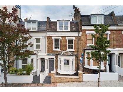 4 Bed Terraced House, Mossbury Road, SW11