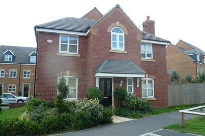 4 Bed Detached House, Morse Way, NN14