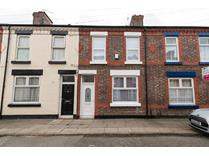 3 Bed Terraced House, Canterbury Street, L19