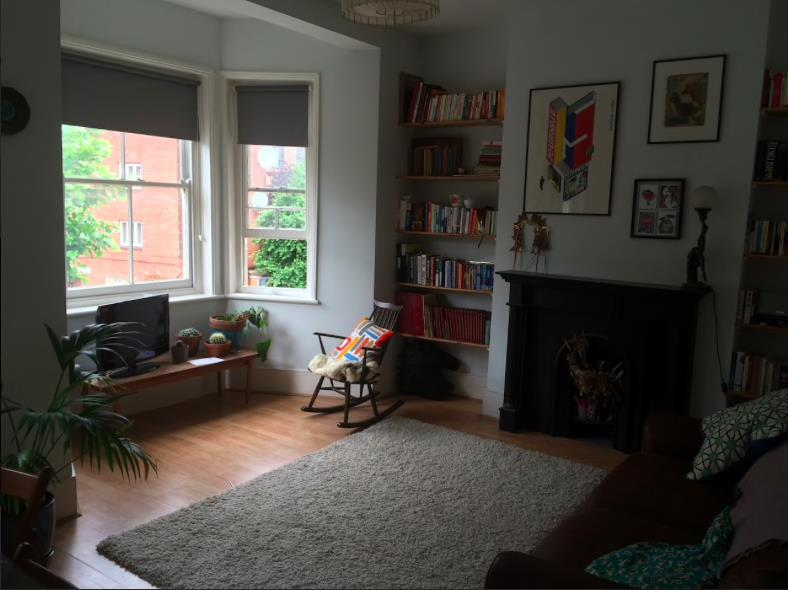 Bed Flat Clapton Rent