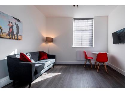 1 Bed Flat, Barony Court, CW5