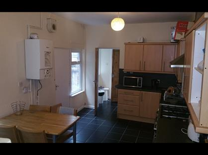Room in a Shared House, Brideoak Street, M8