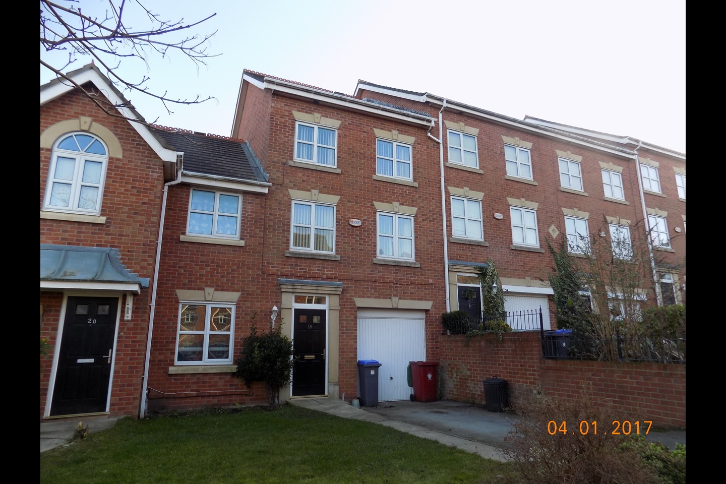 Blackpool - 3 Bed Terraced House, Rosefinch Way, FY3 - To ...