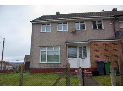 3 Bed Terraced House, Brangwyn Avenue, NP44