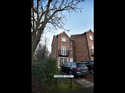 4 Bed Semi-Detached House, Faraday Court, DH1