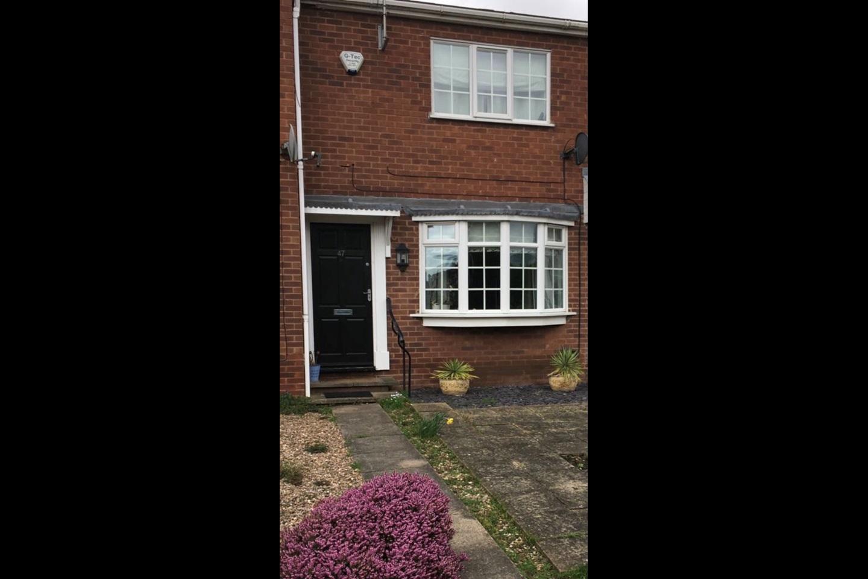 Nottingham 2 bed terraced house wymondham close ng5 for M bathrooms nottingham