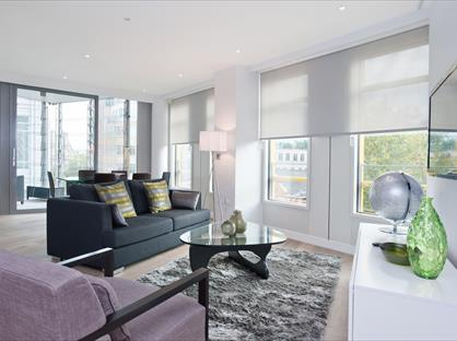 2 Bed Flat, Central St Giles Piazza, WC2H