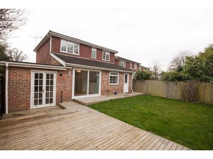 4 Bed Detached House, Cooper Road, GU20
