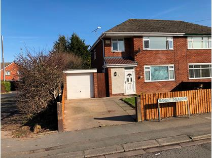 3 Bed Semi-Detached House, Randle Meadow, CH66