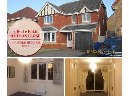 4 Bed Detached House, Hatton Close, RM16