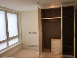 En-Suite Wardrobe (3rd Door Cut Out From Photo)