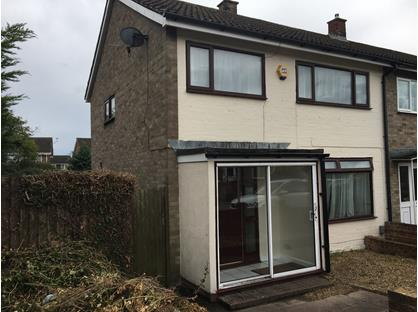 3 Bed Semi-Detached House, Camp Drive, LU5