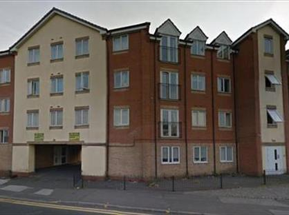 2 Bed Flat, Marton Court, WS3