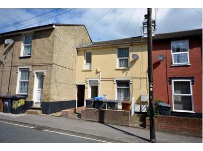 1 Bed Flat, Burrell Road, IP2