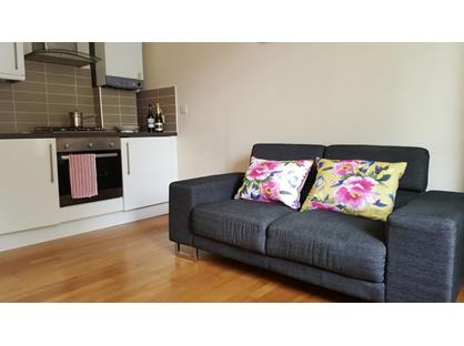 1 Bed Flat, Chatsworth Gardens, W3