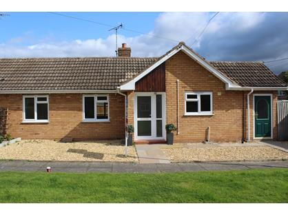 2 Bed Bungalow, St. Matthews Close, WR11