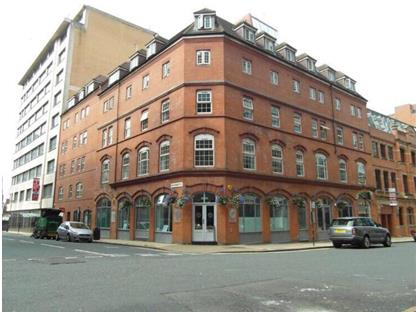 2 Bed Flat, New Market Street, B3