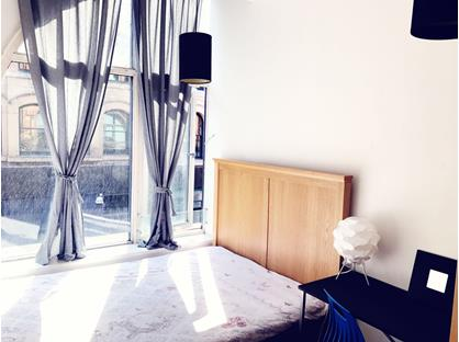 Room in a Shared Flat, Central Manchester, M4