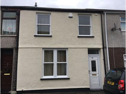 4 Bed Terraced House, Tynybedw Street, CF42